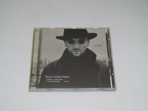 Westernhagen - So Weit... (CD)