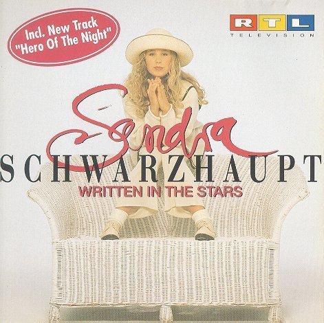 Sandra Schwarzhaupt - Written In The Stars (CD)