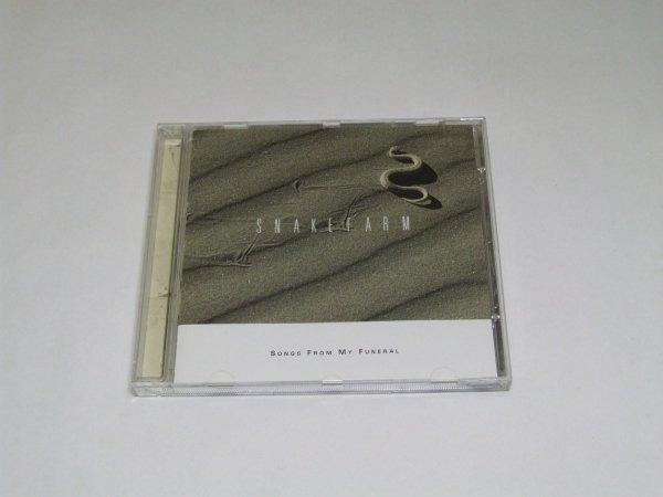 Snakefarm - Songs From My Funeral (CD)