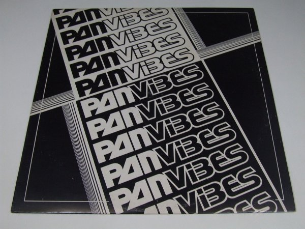 Pan Vibes Steel Orchestra - Sizzling '83 (LP)