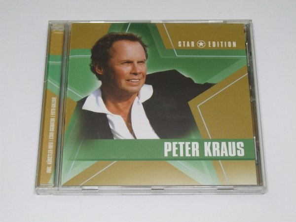 Peter Kraus - Star Edition (CD)