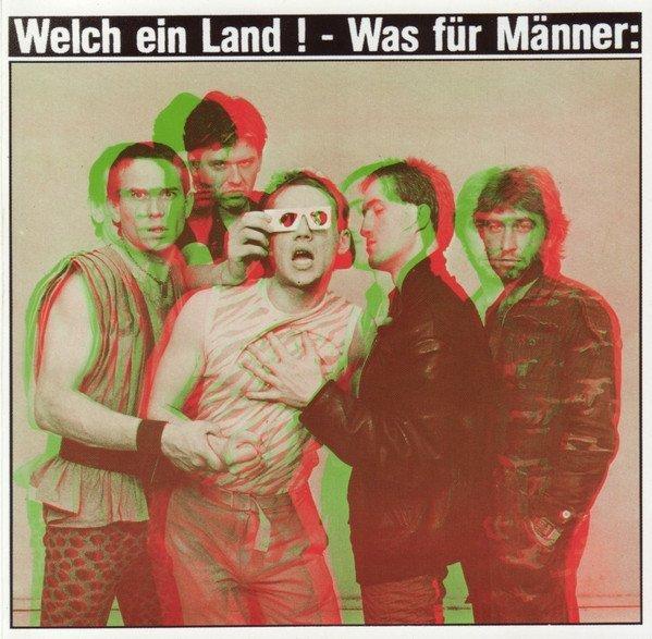 Extrabreit - Welch Ein Land ! - Was Für Männer: (CD)