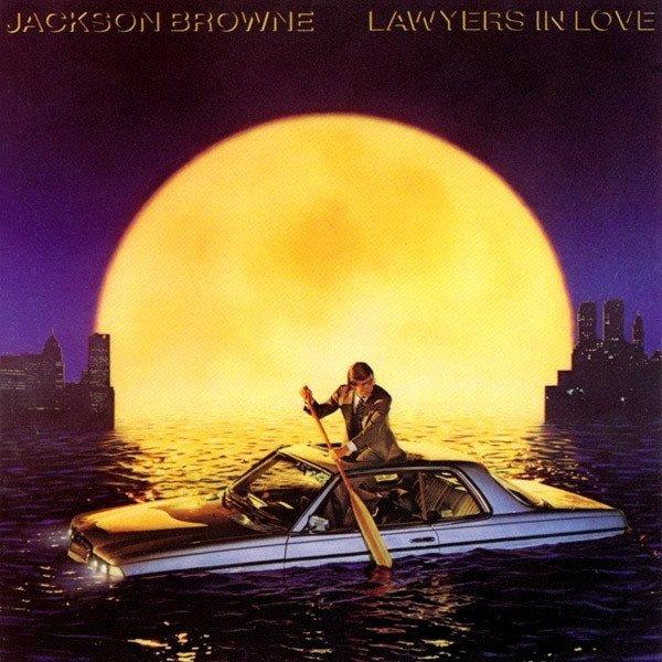 Jackson Browne - Lawyers In Love (LP)