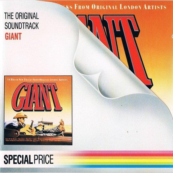 Giant (The Original Soundtrack) (CD)
