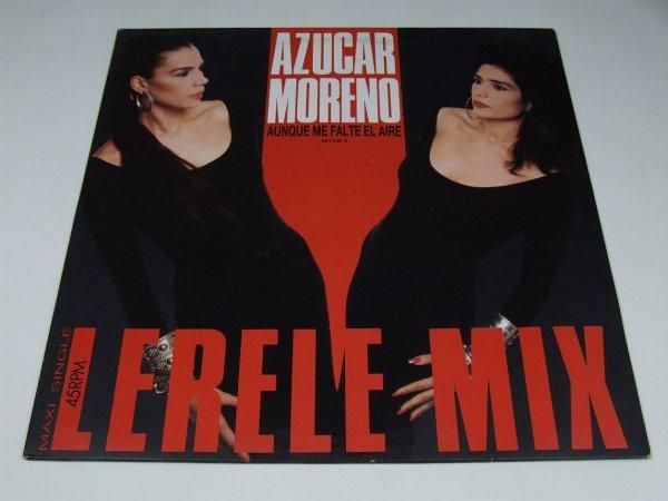 Azuca Moreno - Aunque Me Falte El Aire (Lerele Mix) (12'')