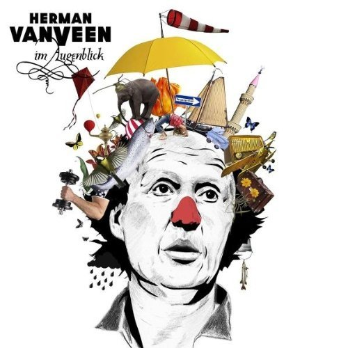 Herman van Veen - Im Augenblick (CD)
