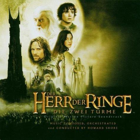 Howard Shore - Der Herr Der Ringe - Die Zwei Türme (Original Motion Picture Soundtrack) (CD)