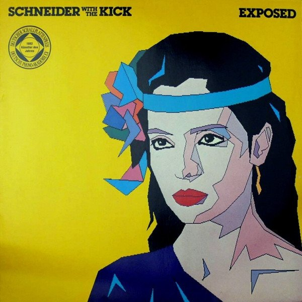 Schneider With The Kick - Exposed (LP)