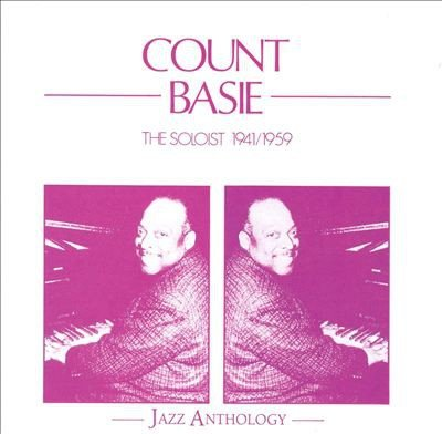 Count Basie - The Soloist 1941/1959 (CD)