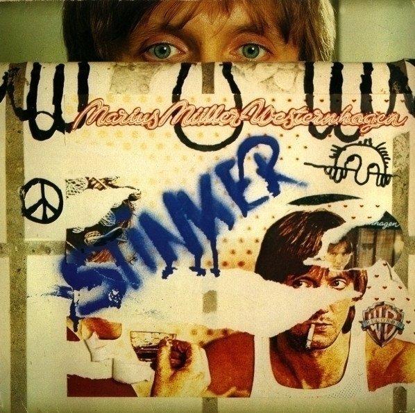 Marius Müller-Westernhagen - Stinker (LP)