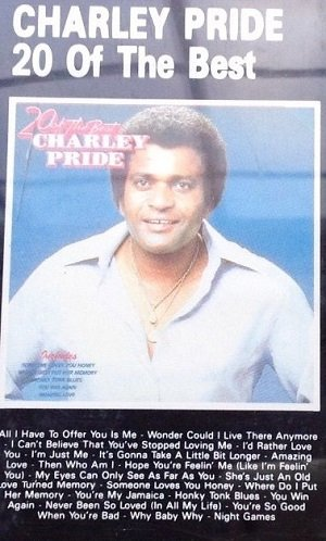 Charley Pride - 20 Of The Best (MC)