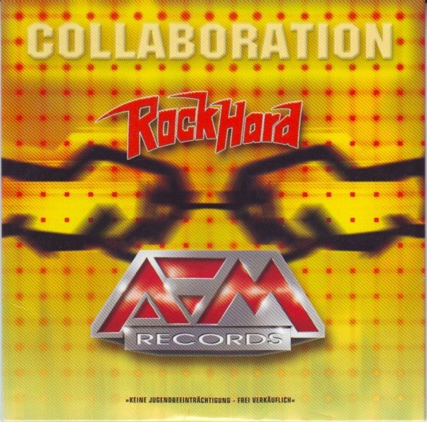 Collaboration AFM Records (CD)