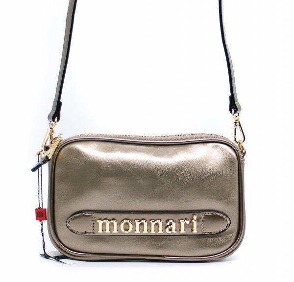 Mała torebka z logo MONNARI