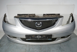 Zderzak przód Mazda MPV 2002 22V