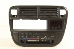 Ramka radia panel nawiewu Honda Civic VI EJ 1997