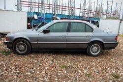 Szyba drzwi przód lewa BMW 7 E38 1994 Sedan
