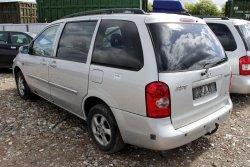Hak holowniczy Mazda MPV LW 2002
