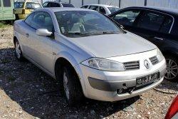 Podnośnik szyby przód prawy Renault Megane CC 2004