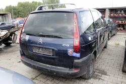 Klapa tył Citroen C8 2003 2.0i Van (lakier: KMP)