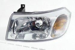 Reflektor lewy Ford Transit MK6 2001-