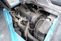 Silnik Kia K2500 2004 2.5D D4BH