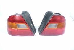 Lampy lampa tył lewa prawa Honda Civic 1995-1997 Hatchback 5-drzwi