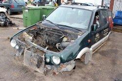 Skrzynia biegów Nissan Terrano R20 1997 2.7TD