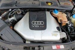 Skrzynia biegów EZB Audi A4 B6 2002 2.5TDI Quattro (automatyczna)