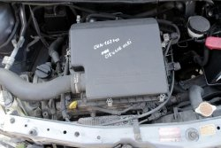 Sprężarka klimatyzacji Daihatsu Sirion 2007 1.3i 5D