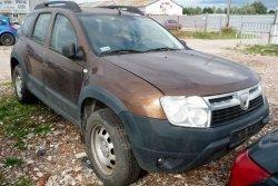 Półoś przód prawa Dacia Duster 2010 1.6i 16V