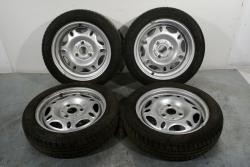 Felgi aluminiowe alufelgi R15 3x112 Smart Fortwo 450 1999
