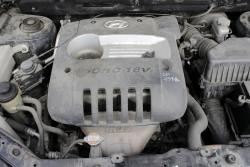 Mechanizm silniczek wycieraczek Hyundai Santa Fe SM 2005
