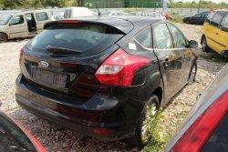 Drzwi tył prawe Ford Focus MK3 2011 5D (Panther Black Metallic)