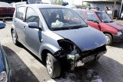 Belka zawieszenia tył Daihatsu Sirion 2007 1.3i 5D