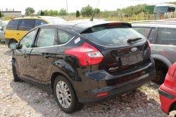 Klapa tył Ford Focus MK3 2011 5D (Panther Black Metallic)