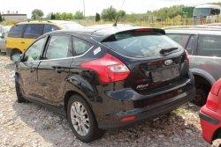 Błotnik tył lewy Ford Focus MK3 2011 5D (Panther Black Metallic)