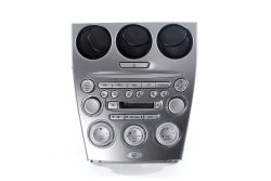 Radio panel sterowania nawiewem Mazda 6 GG GY 2002-2005