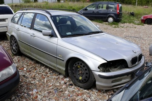 BMW 3 330d E46 2000 3.0D M57D30 Kombi