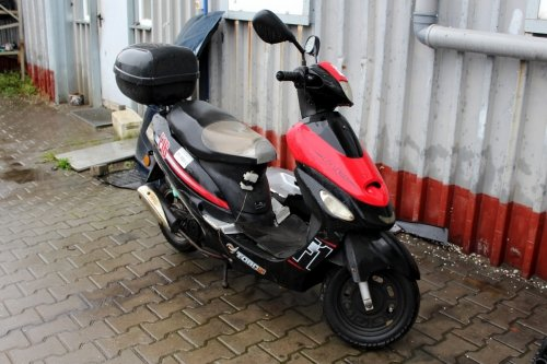 Toros F16 2012 50ccm 1.9kW