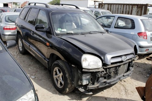 Hyundai Santa Fe 2005 2.4i