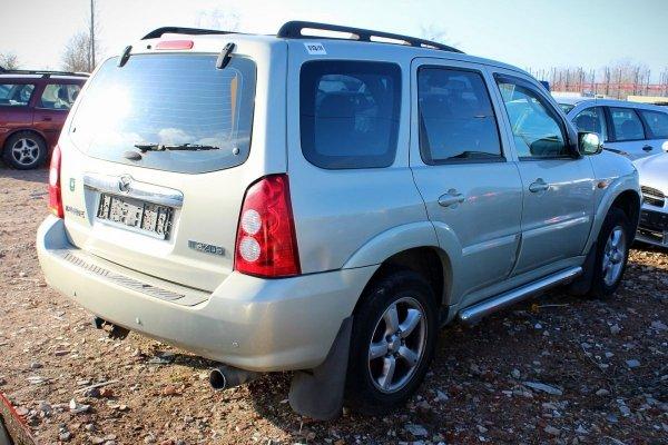 Drzwi przód prawe Mazda Tribute EP Lift 2004 (Kod lakieru: 28D)