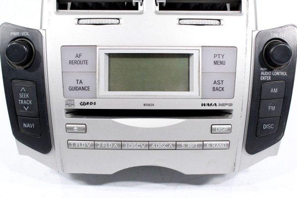 radio - toyota - yaris - zdjęcie 2