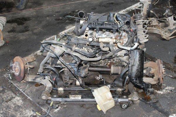 Silnik Ford Fusion 2007 1.4TDCI