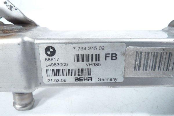 Chłodnica spalin BMW 3 E90 2006 2.0D M47