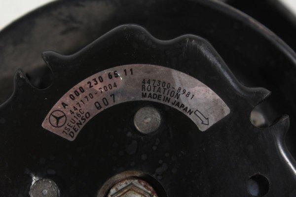 Sprężarka pompa klimatyzacji Mercedes C-klasa W203 2002 2.2CDI