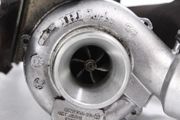 Turbosprężarka Chrysler PT Cruiser 2002 2.2CRD