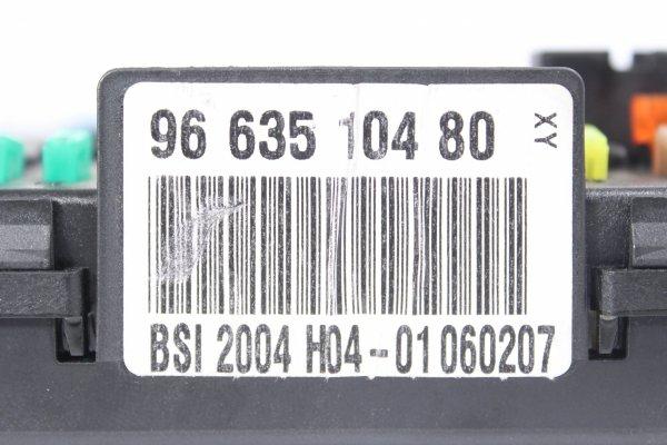 Moduł BSI Peugeot 407 2007 2.0HDI