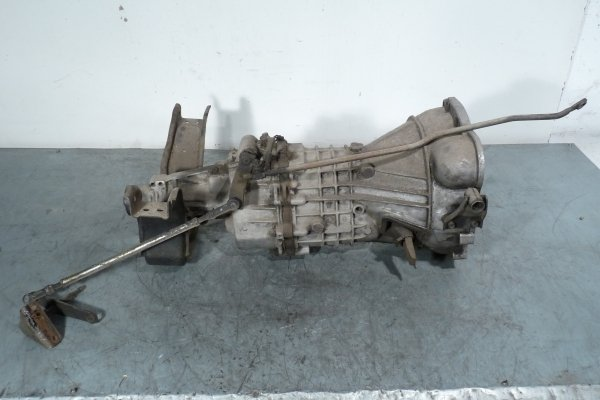 Skrzynia biegów Isuzu Midi 1996 2.2D