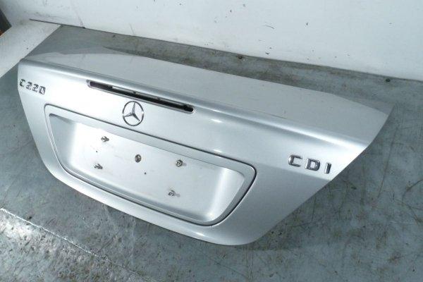 Klapa bagażnika tył Mercedes C-Klasa W203 2003 Sedan (Kod lakieru: 744)
