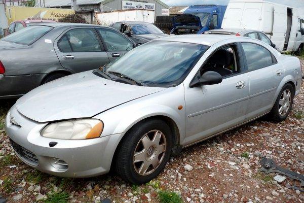 Podnośnik szyby przód lewy Chrysler Sebring 2002 2.0i Sedan
